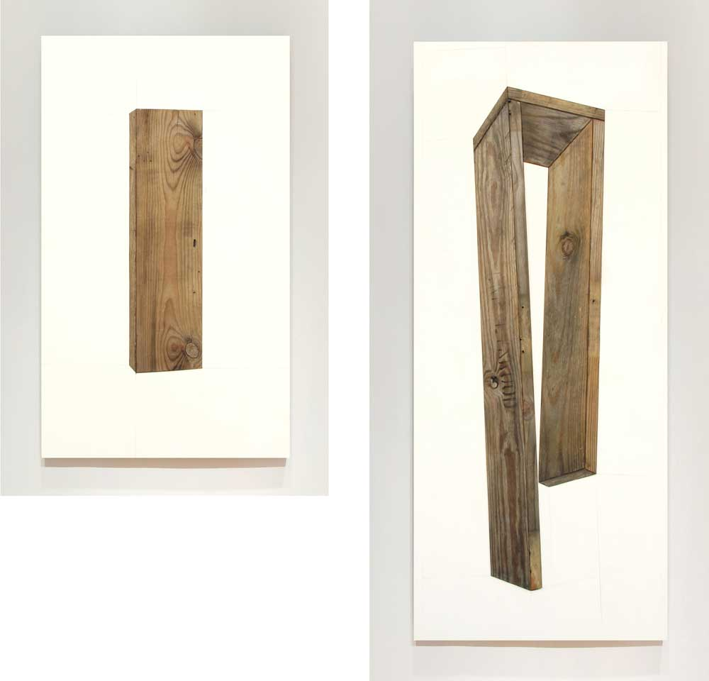 assemblages with wood